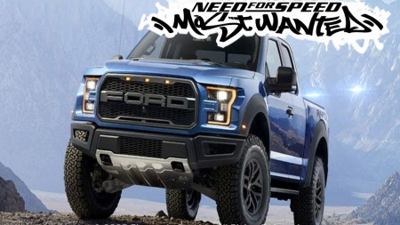 2017 Ford Raptor Menu Screen