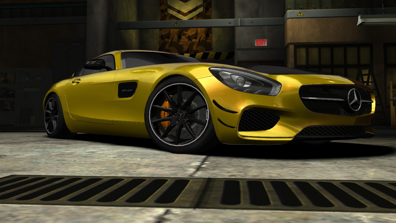 Need For Speed Carbon: Downloads/Addons/Mods - Cars - 2015 ...