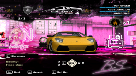 2003 Lamborghini Murcielago LP640 (Add-on/Replace)