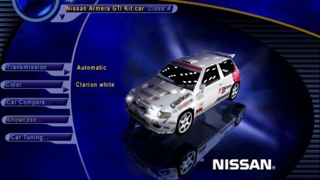 Nissan Almera GTi Kit Car