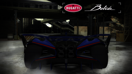 NEW ATTRIBUTES TO LM1992's BUGATTI BOLIDE