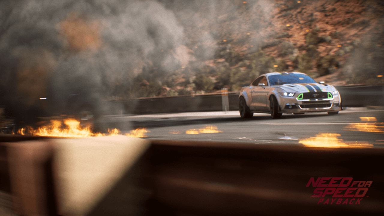 Need for Speed: Payback Announced