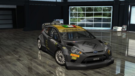 FuckMatie' Livery for Ford Fiesta WRC